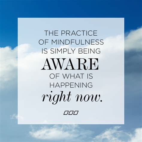 Daily Mindfulness Quotes. QuotesGram