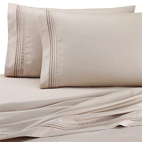 buy dkny horizon sheet from bed bath beyond