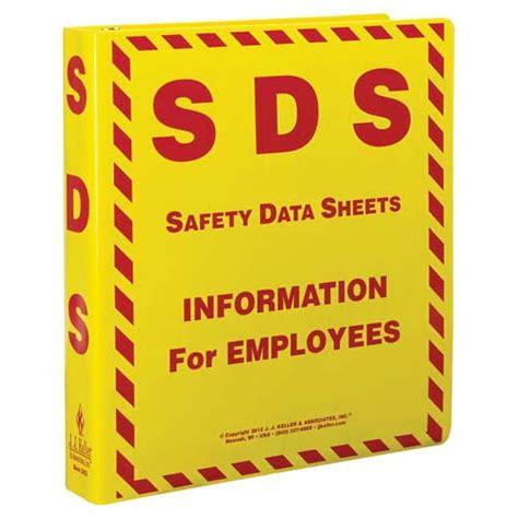 safety data sheet binder  ring capacity