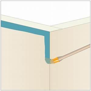 Peindre Un Mur Deja Peint Sans Poncer : peindre au pinceau peinture ~ Dailycaller-alerts.com Idées de Décoration