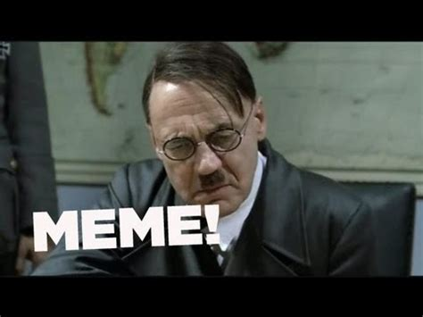 Hitler Video Meme - hitler rants meme adolf gets pissed in this parodies playlist youtube