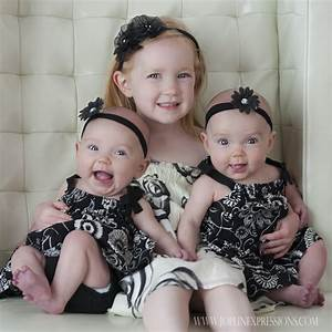 Artistic Expressions: Emery & Kinley -adorable baby girl ...