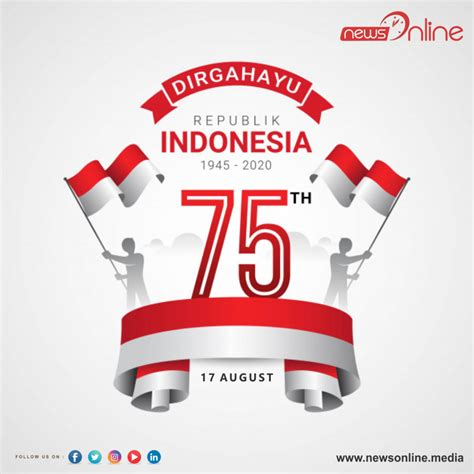 Indonesia Independence Day 2020 - Images, Quotes, Posters ...