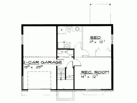 4 Bedroom House Plans With Basement by Luxury 2 Bedroom House Plans With Basement New Home