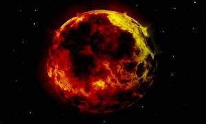 Hot planet by jerdoro on DeviantArt