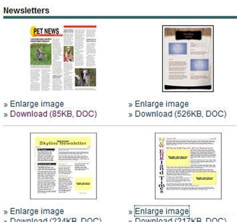 desktop publishing templates  effective