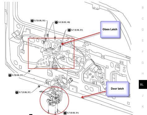 accident recorder 1984 buick skyhawk instrument cluster service manual 2011 nissan murano windows door handle removal 2011 nissan murano windows
