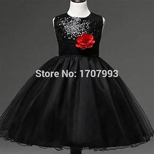 New 2016 Girls Birthday Gown Dresses 2 11 Years Old Girl