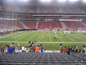Section 112 At State Farm Stadium Arizona Cardinals