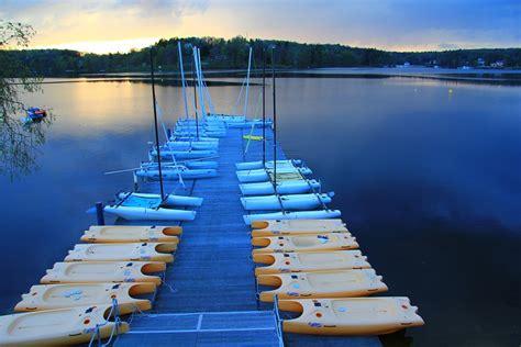 lac des settons sport nature
