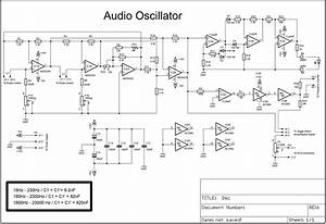 Diyfan  Audio Oscillator With Frequency Counter