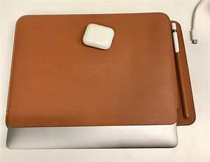 Housse Pour Canapé En Cuir : prise en main de la housse en cuir d apple pour macbook 12 macgeneration ~ Melissatoandfro.com Idées de Décoration