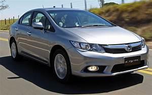 Honda Civic 2014  Tabela De Pre U00e7os  Consumo E Ficha
