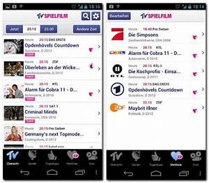 Tv Spielfilm App Kostenlos : tv spielfilm androidmag ~ Lizthompson.info Haus und Dekorationen