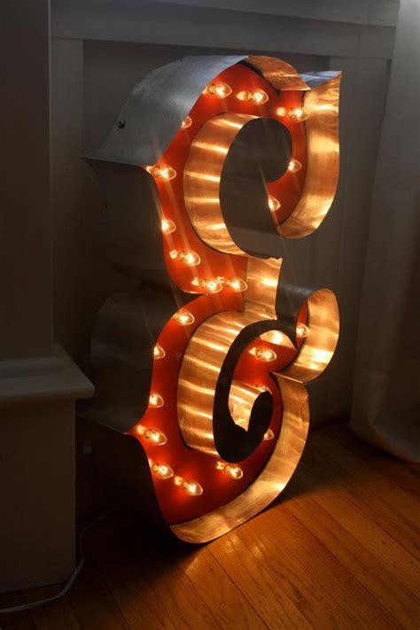 cool diy cardboard letters