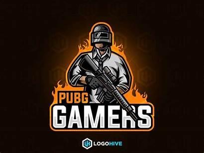 Pubg Gaming Team Gamer Gamers Mascot Mobile