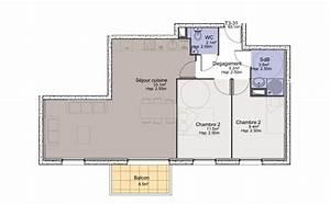Appartement neuf Roncq du T2 au T4 Le XII