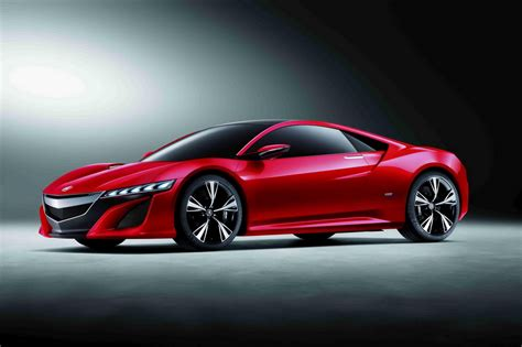 Acura Nsx Concept Wallpapers