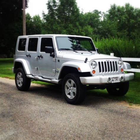 used jeep wrangler 4 door sell used 2007 jeep wrangler unlimited sport
