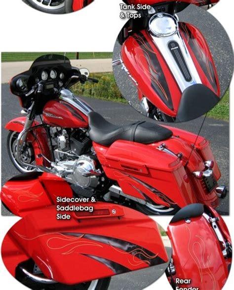 Davidson Vinyl Graphics by Anybody Use Graphic Kits Harley Davidson Forums