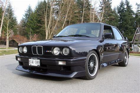 1988 bmw m3 evo ii e30 for sale in canada