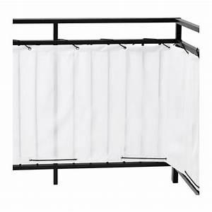 Pare Soleil Balcon : dyning brise vue pour balcon blanc ikea ~ Edinachiropracticcenter.com Idées de Décoration