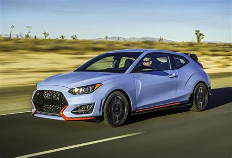 2019 Hyundai Veloster Revealed, Performance Veloster N