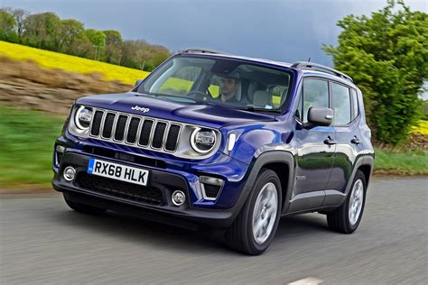 Jeep Renegade Picture by Jeep Renegade Suv Pictures Carbuyer