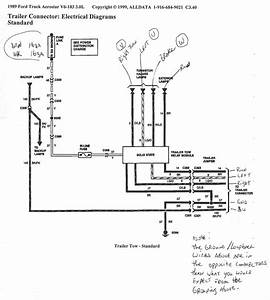 99 Ford F350 Trailer Wiring Diagram