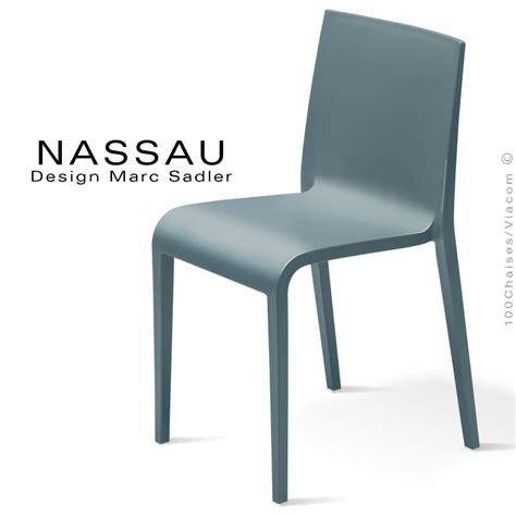 chaise d ext 233 rieur pour h 244 tel restaurant jardin nassau structure plastique 4 pieds monobloc