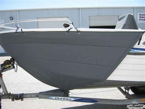 Bow For Boat Cover by Bow Protector Boat Canopies Wa