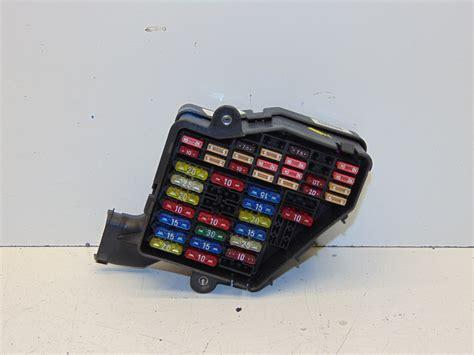 sicherungskasten golf 4 sicherungskasten sicherung innenraum 1j0970096 vw golf 4 iv 1j limo ebay