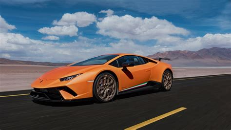 lamborghini huracan lamborghini huracán performante technical specifications
