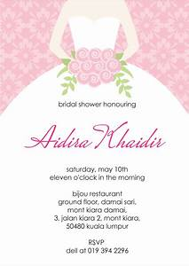 Bridal shower invitations bridal shower invitation clip for Free wedding shower evites