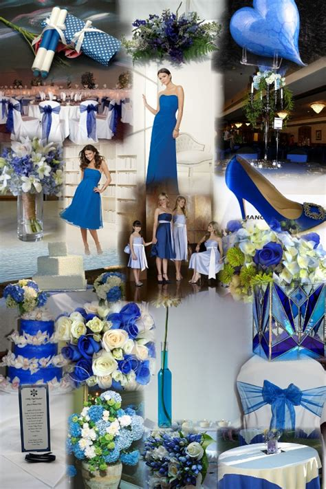 light blue and white wedding decorations tbdress blog why should you choose blue wedding themes
