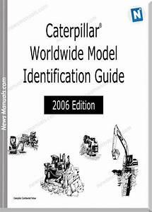 Caterpillar Worldwide Model Identification Guide