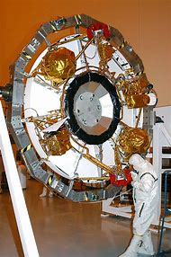 Rover Mars AeroShell