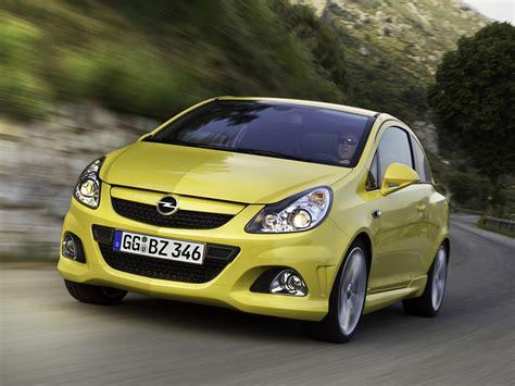 Opel Corsa Opc by Corsa Opc D Facelift Corsa Opc Opel Datenbank