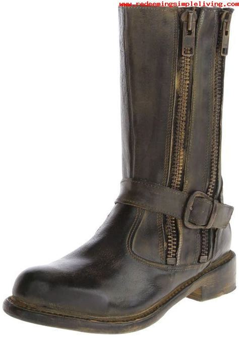 cheap womens motorcycle boots bed stu hustle motorcycle boot women 39 s boots online
