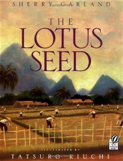 lotus seed  sherry garland