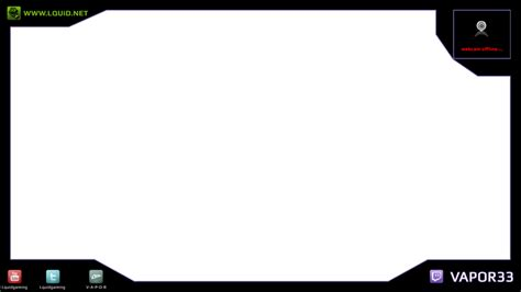 overlay template 15 twitch overlay psd images twitch overlay template twitch overlay templates