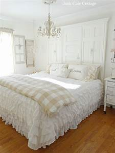 Chambre Shabby Chic : chambre shabby chic affordable linge de lit shabby chic ~ Preciouscoupons.com Idées de Décoration