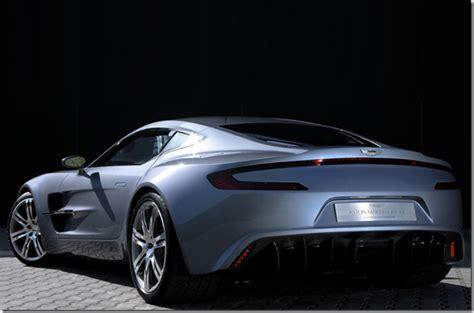 2011 Aston-martin One-77 -photos,price,specifications