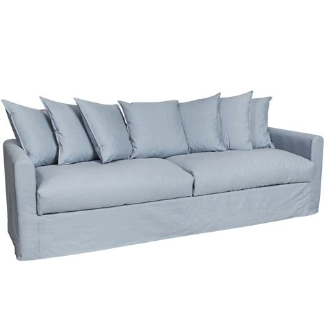 3 5 Seater Sofa by Soft Blue Sofa 3 5 Seater Humble Home