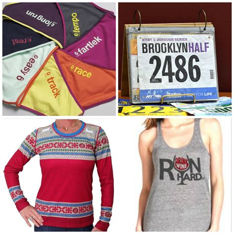 cool holiday gifts for runners thoughts and pavement
