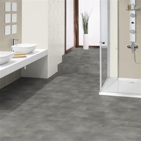 Tarkett iD Inspiration Loose lay Beton Grey Vinyl Tile
