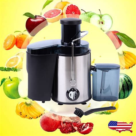 juice juicer machine fruit extractor electric maker vegetable blender juicers citrus acero inoxidable exprimidor squeezer juicing collectible jugo frutas zumo