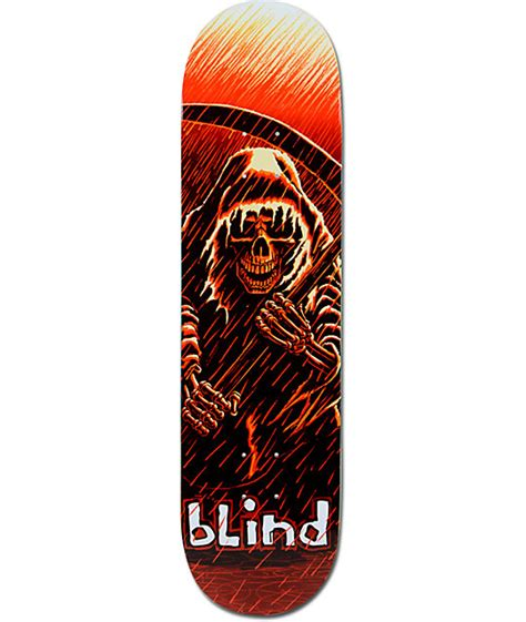 "Blind Raining 80"" Skateboard Deck"