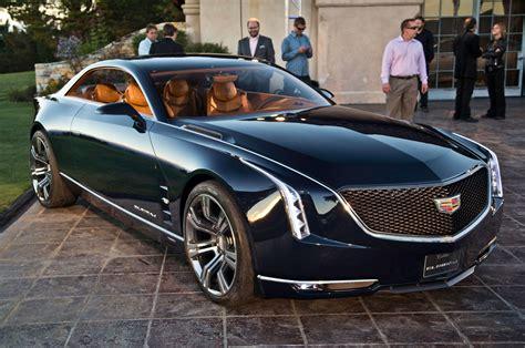 Cadillac Elmiraj Concept First Look Photo Gallery Motor