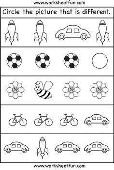 lkg worksheets images preschool activities